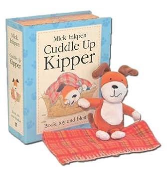 Cuddle Up Kipper Book Toy - Book  of the Kipper the Dog