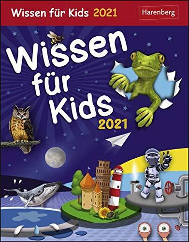 Wissen für Kids Kalender 2021