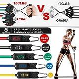 Zoom IMG-1 elastici fitness fasce elastiche con
