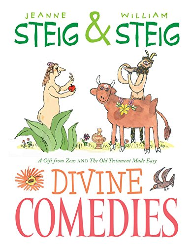 Divine Comedies: A Gift from Zeus and The Old Testament Made Easy (English Edition)