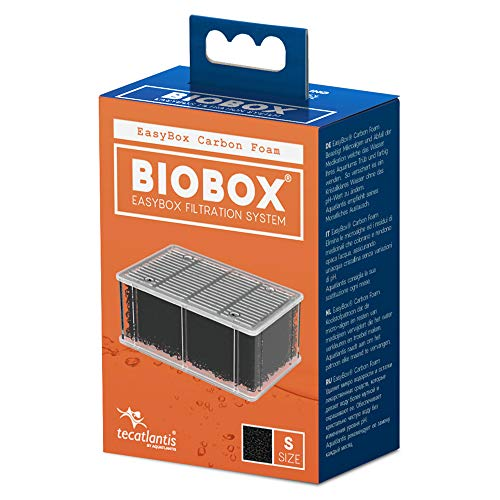 Aquatlantis 03164 EasyBox Kohleschwamm für Biobox 2, S