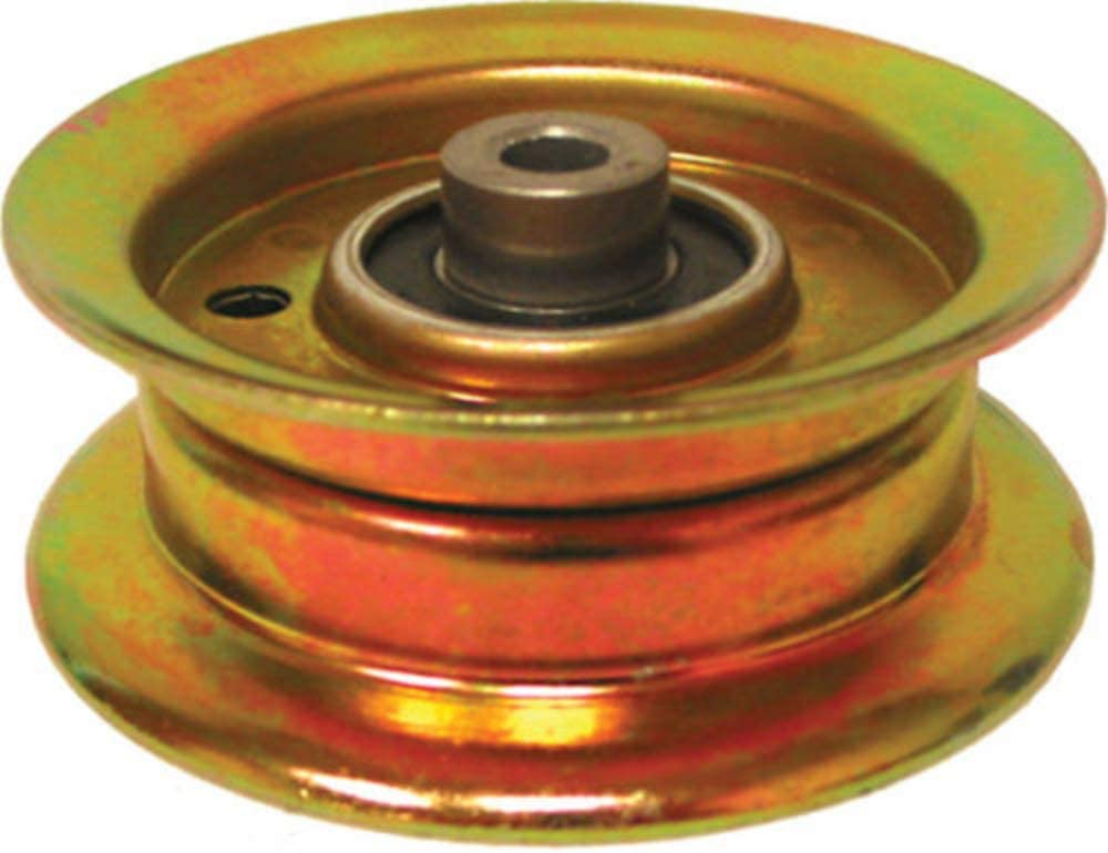 proven part Flat Idler Pulley Replaces 17 532 Ranking TOP7 193197 177968 79 Max 58% OFF