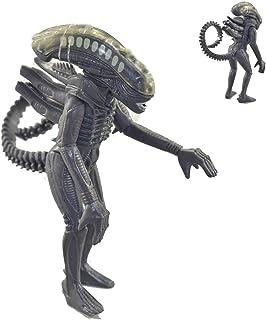 LZH Alien VS. 11cm De Cumpleaños Regalo De Almacenamiento Depredador Modelo Muñeca Táctil De La Muñeca De Juguete-Niños