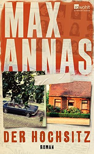 Buchseite und Rezensionen zu 'Der Hochsitz: Roman' von Max Annas