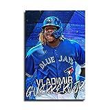 Toronto Blue Jays Leinwand-Poster und Wand-Kunstdruck,
