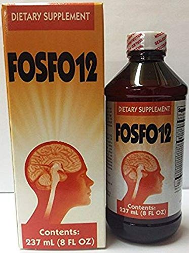 FOSFO12 8 oz. Dietary Supplement