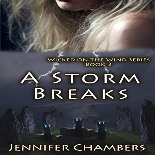 A Storm Breaks audiobook cover art