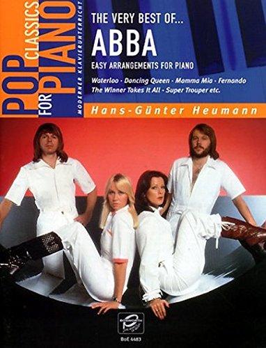 The Very Best Of Abba: Sammelband für Klavier