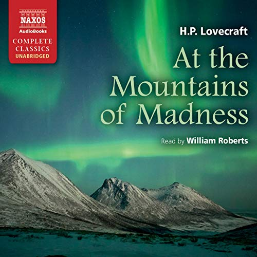 At the Mountains of Madness 109400992X Book Cover