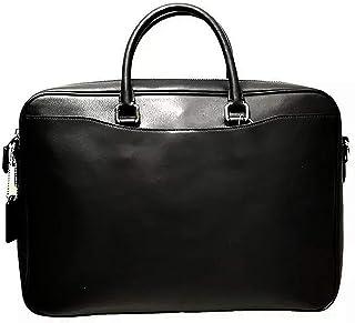 Beckett Slim Brief Briefcase Shoulder Bag F72979 Black