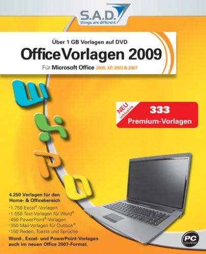 Office Vorlagen 2009