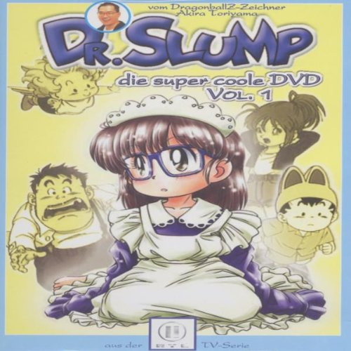 Dr. Slump - Die supercoole DVD Vol.1