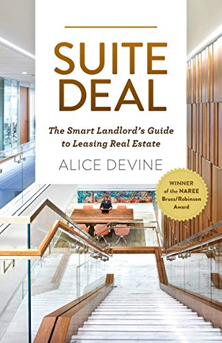 Real Estate Investing Books! - Suite Deal: The Smart Landlord's Guide to Leasing Real Estate