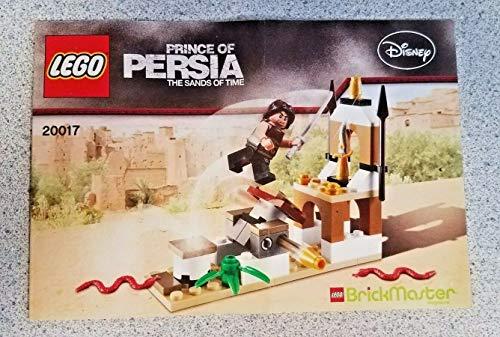 LEGO Prince of Persia: Puñal Trap (Brickmaster Exclusivo) Establecer 20017 (Bolsas)