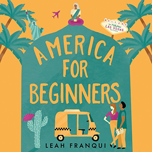 America for Beginners audiobook cover art