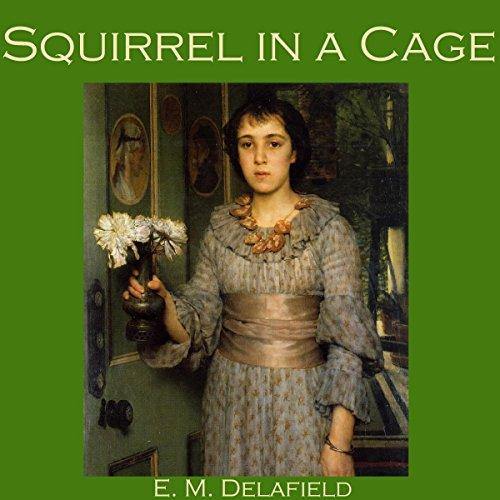 Squirrel in a Cage audiobook cover art