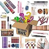 Mystery Box Fortunato Boxes Cosmetici Bellezza, Super Conveniente, Ottimo Rapporto Qualità / Prezzo Per i Soldi, Per Primo Arrivato, Per Primo Servito, Fare Una Sorpresa, Battito Cardiaco! (A)