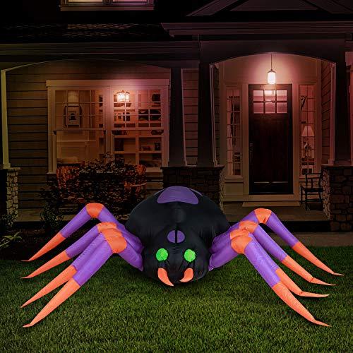 Holidayana 8 ft Halloween Inflatable Long Creepy...