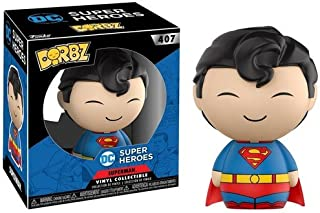 Funko Dorbz: DC - Super Man (Styles May Vary) Collectible Vinyl Figure