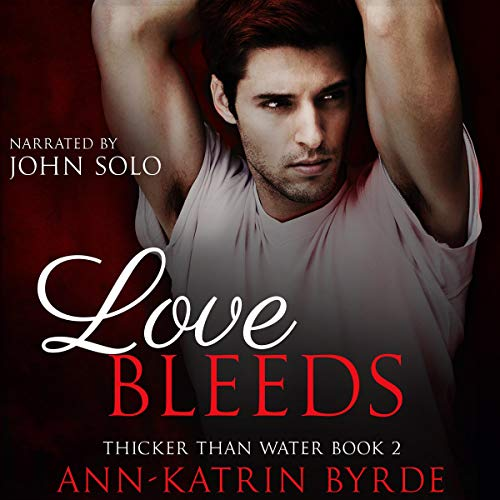 Love Bleeds audiobook cover art