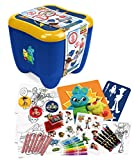 Toy Story Toy Story-CTOY229 Pixar Coffret d'Activités 3 en 1, CTOY229, Bleu