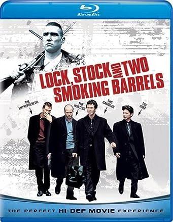 Lock Stock & Two Smoking Barrels [Blu-ray] [Importado]