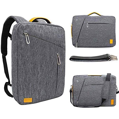 WIWU 15.6 Inch Convertible Laptop Backpack Compatible with Acer Aspire 3/5/7 Laptop, HP Pavilion 15.6, Dell Inspiron 15 3000, 15.6 ASUS ROG Zephyrus and ASUS Lenovo Samsung 15inch