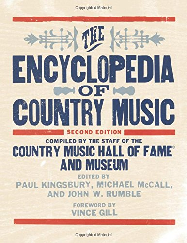 ENCY OF COUNTRY MUSIC 2/E