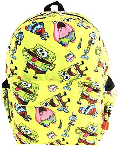 SpongeBob SquarePants 16' Backpack with Laptop Sleeve