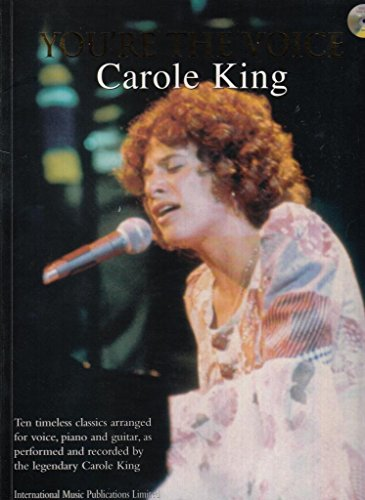 Partition : King Carole You\'Re The Voice + Cd