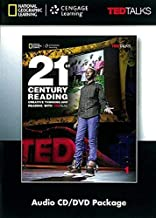 21st Century Reading with TED Talks Level 1 Audio CD & DVD Package