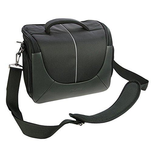 DÖRR Fototasche Yuma XL schwarz/silber