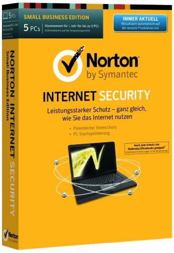 Norton Internet Security 2014 - 5 PCs [import allemand]