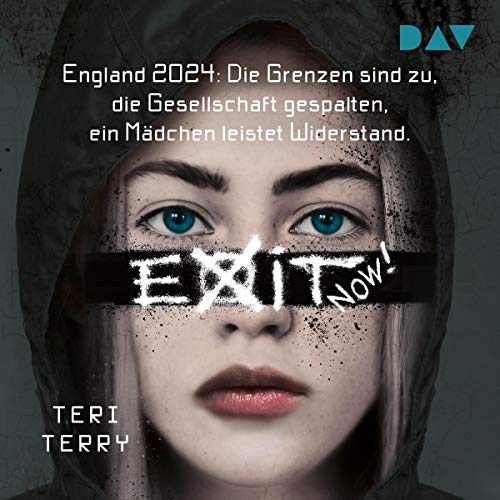 EXIT NOW! audiobook cover art