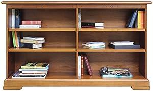 Arteferretto Bibliothèque Basse 160 cm Largeur