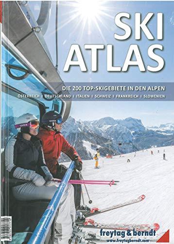 Ski-Atlas (freytag & berndt Bücher + Specials)