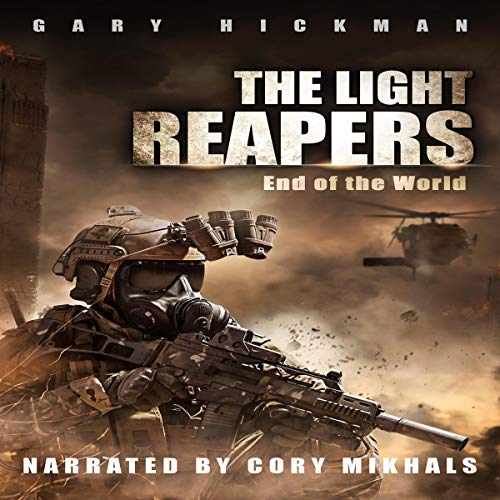 The Light Reapers audiobook cover art