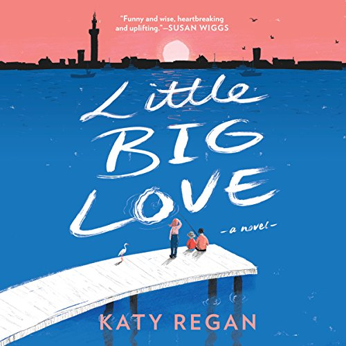 Little Big Love audiobook cover art