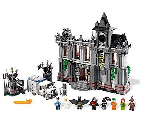 LEGO Super Eroi 10937 - Costruzioni, Batman: Fuga da Arkham Asylum