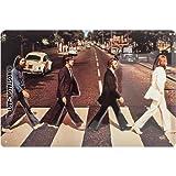 Nostalgic-Art Retro Blechschild Fab4 – Abbey Road –