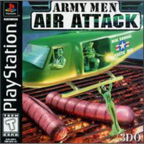 Army Men Air Attack