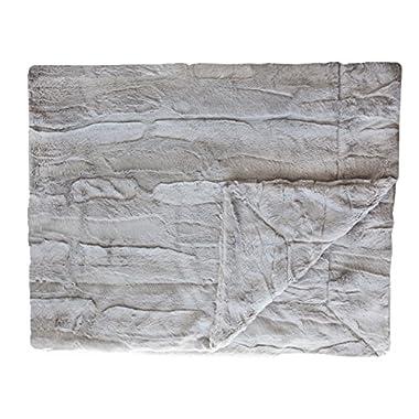 Minky Couture Premium Blanket - Soft, Warm, Cozy, Comfortable, (Monster, Sorbet Granite)