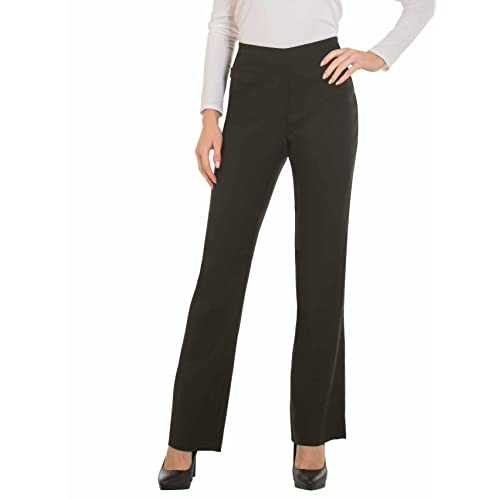 35a50398fe5 Red Hanger Bootcut Dress Pants for Women -Stretch Comfy Work Pull on Womens  Pant