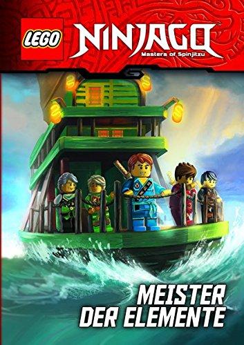 LEGO® NINJAGO™ Die Meister der Elemente