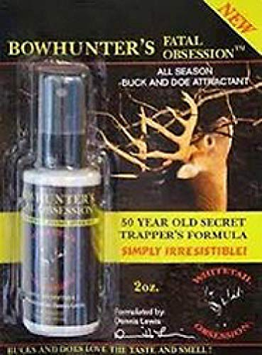 Scrape Juice Scents Obsession Bows 0001 Bowhunter Fatal Obsession 2oz