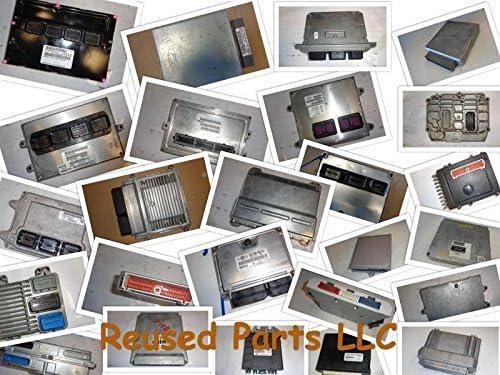REUSED PARTS SALENEW very popular Engine ECM Control Module 89666- 01 Camry Super sale period limited 2001 Fits