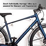 Bike Stix® Fahrrad Wandhalterung aus...