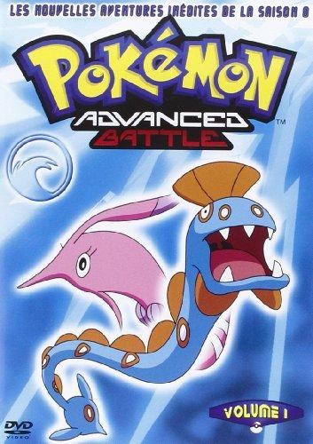Pokémon, saison 8, vol. 1
