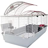 Living World Deluxe Habitat, Rabbit, Guinea Pig and Small Animal Cage, X-Large