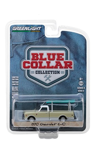1970 Chevrolet C10 Roblox Greenlight 35100 B 1 64 Blue Collar 1970 Buy Online In Brunei At Desertcart